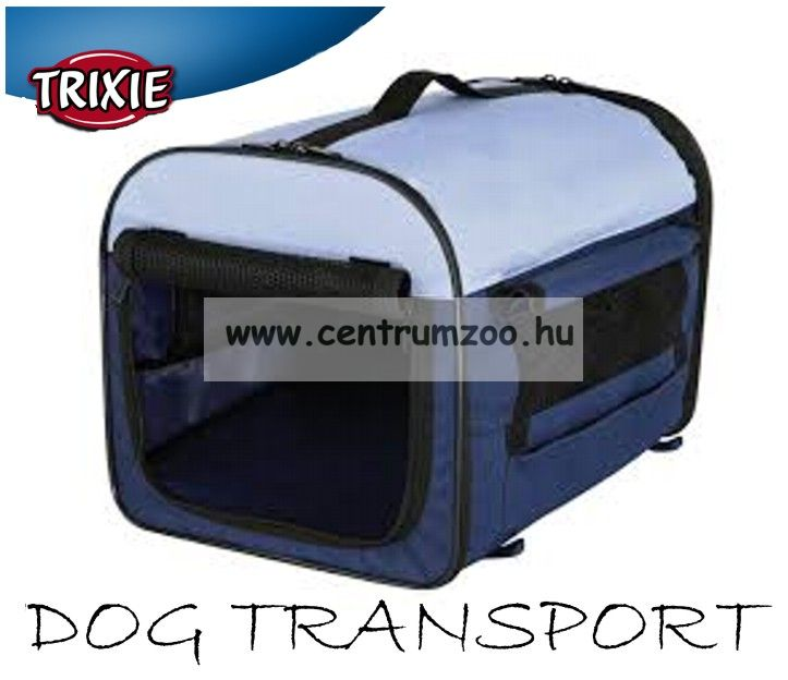 Trixie Dog & Cat Transport Box szállító box - 55*65*80cm  M  (TRX39704)
