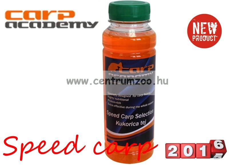 Carp Academy Kukoricatej-Hal-Fokhagyma Fluo 250ml (8102-034)