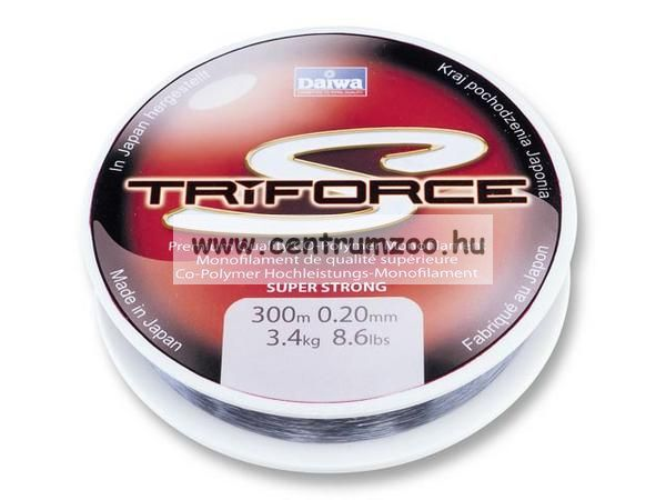 Daiwa Triforce mono 150m