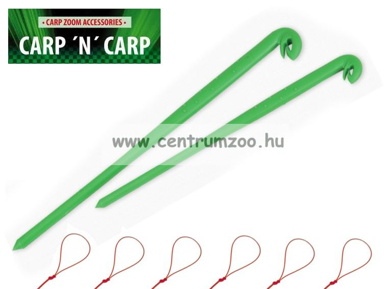 Carp Zoom Loop Tier hurokkötő 2db/cs (cz4221)