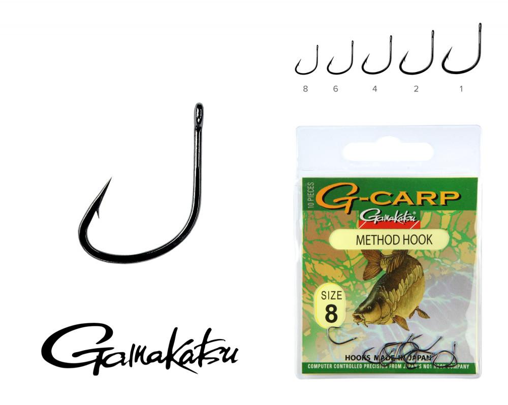 Gamakatsu G-Carp method 10/cs. 1 (146824-001)