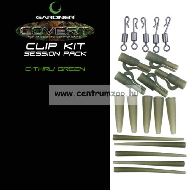 Gardner - COVERT CLIP KIT SESSION PACK - CCKB CCKG CCKCS