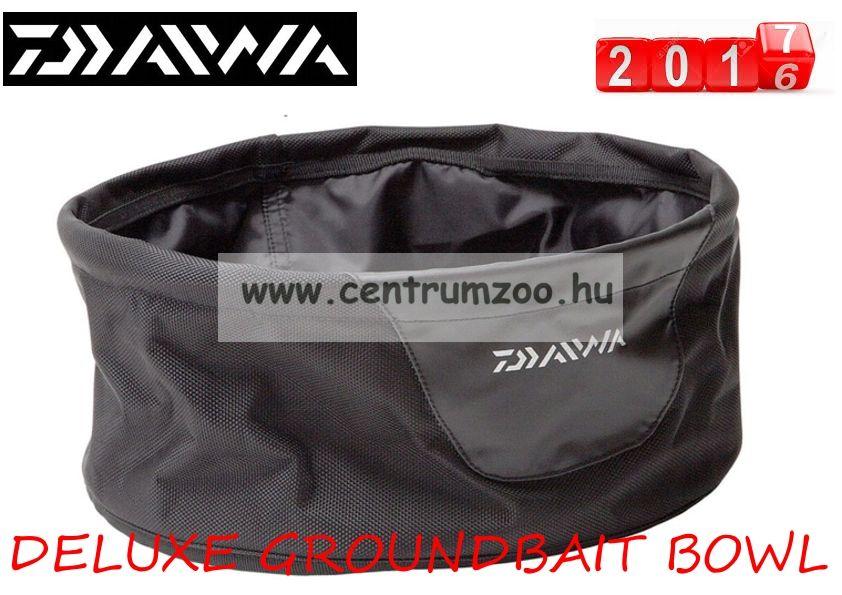 Daiwa deluxe Groundbait Bowl-M etető anyag keverő (DDGBB-M)