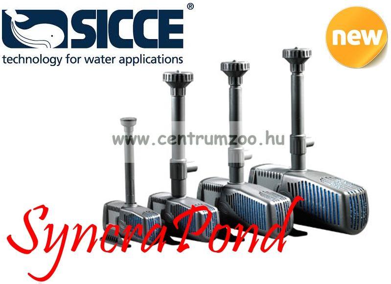 Sicce SyncraPond 3.5 universal szivattyú 2500l/h H370cm (RSYN11F)