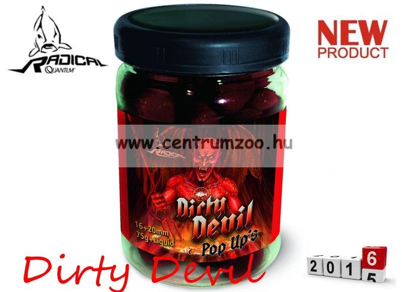 Radical Carp Dirty Devil Pop Up's 16mm + 20mm 75g  (3949007)