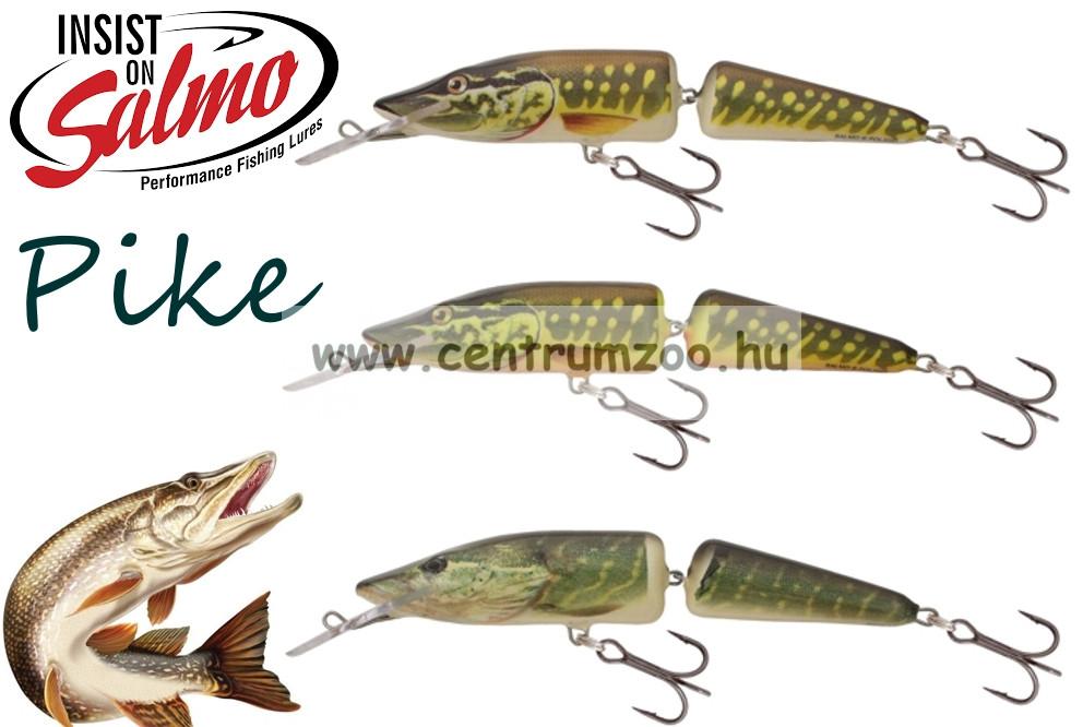 Salmo Pike 11cm JF 13g wobbler (84491-3**)