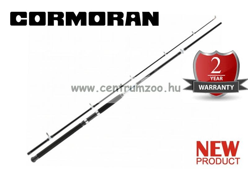 CORMORAN Seacor Blue Power Pilk 2,10m 100-250g pergető bot (29-258215)M