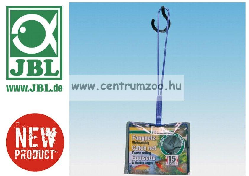 JBL AKVÁRIUMI HÁLÓ 12cm SŰRŰ - FEKETE (61043)