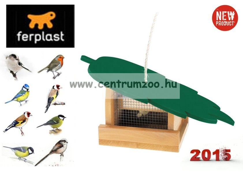 Ferplast Natura Outside Feeder F7 madáretető