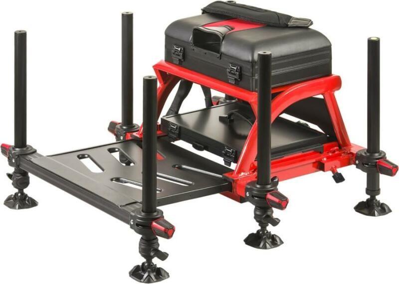 Trabucco SEATBOX GNT-X925 STATION versenyláda, teljesen felszerelt láda (116-00-660)