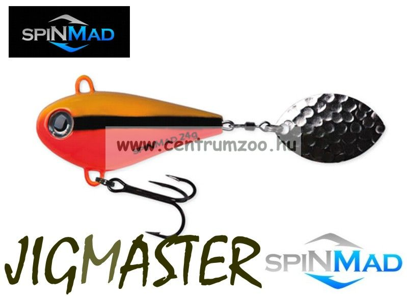 SpinMad Tail Spinner gyilkos wobbler JIGMASTER 12g 1407