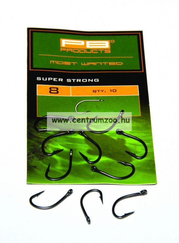 PB Products Super Strong horog (SSH04 SSH06 SSH08)
