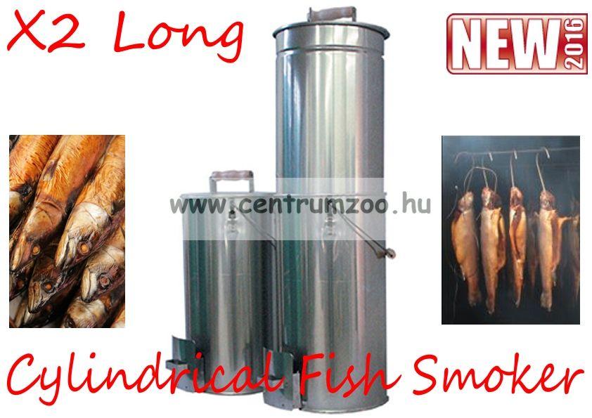 X2 Long Fish Cylinder Large halfüstölő (sikertermék) 2013NEW