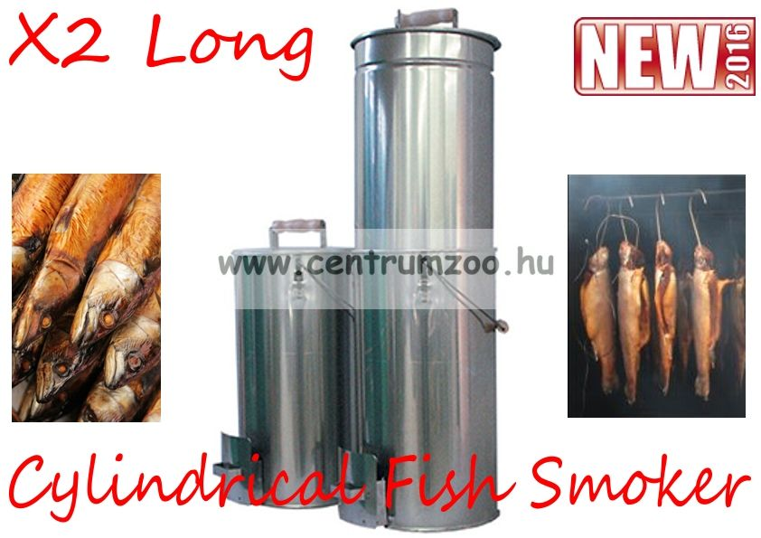 X2 Long Fish Cylinder Large halfüstölő (sikertermék) 2016NEW