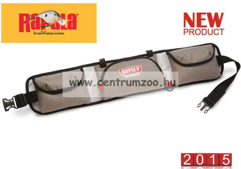 Rapala övtáska Limited Series Sportsman's 10 Backle Belt (46007-2)