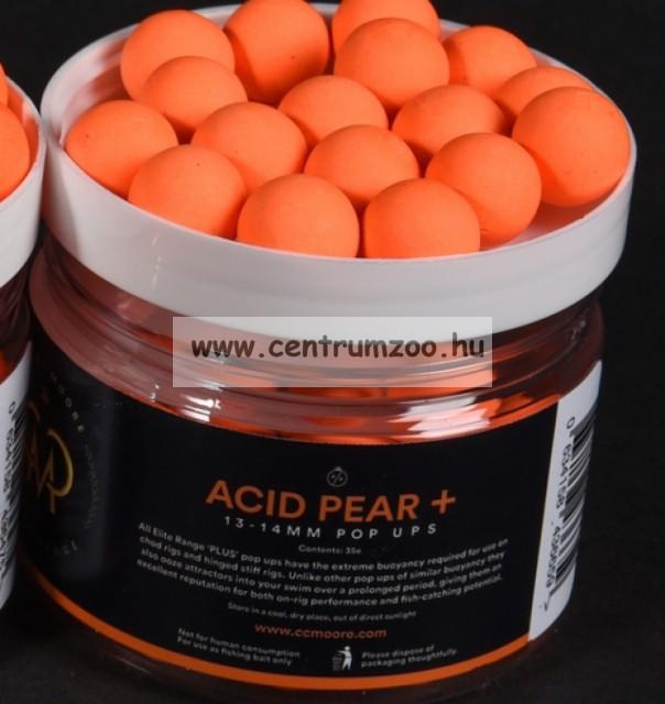 CCMoore - Elite Range Acid Pear Plus Pop Ups 13-14mm 150g