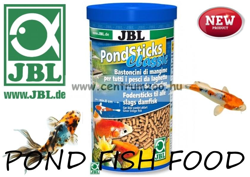 JBL Pond Sticks Classic New 1liter tavi haltáp