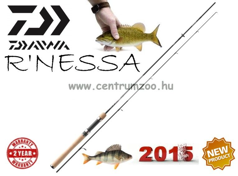 Daiwa R'NESSA SPIN 2,10m 5-20g pergető bot (11850-210)