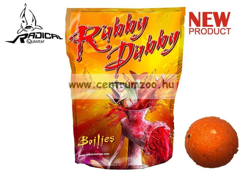 Radical Carp - Rubby Dubby bojli 24mm 0,8kg (3956009)