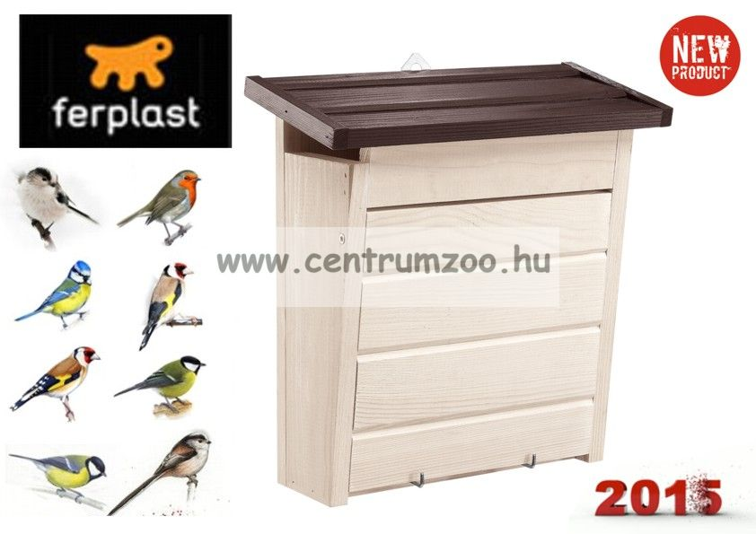 Ferplast Natura Outside Nest madárodú kertbe N8 WHITE