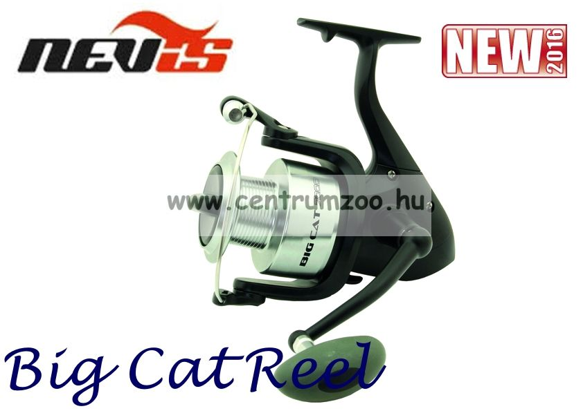 Nevis Big Cat 80 3+1cs (2279-480) erős elsőfékes orsó
