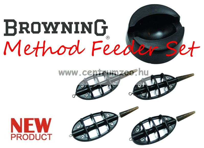 Browning Hybrid Method Feeders kosár szett  (6670999)