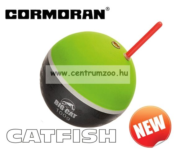 Cormoran Mega Lifter Pose Catfish úszó 100g SIKERTERMÉK (78-14100)