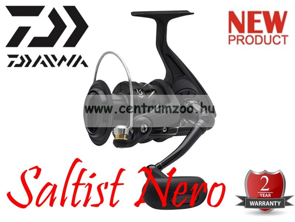 DAIWA SALTIST NERO 6500H prémium orsó  (10805-665) 2015NEW