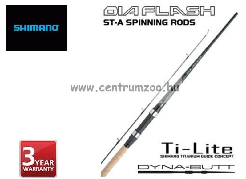 Shimano bot DIAFLASH ST-A SPINNING 330 H (SDFSTA33H) pergető bot