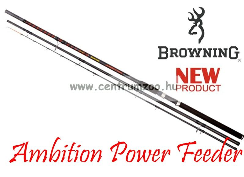 Browning Ambition Power Feeder II  4,20m 180g feeder bot (1715420)