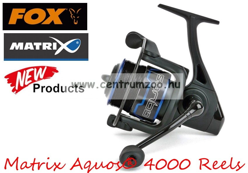 FOX Matrix Aquos 4000 Reel feeder orsó (GRL009)