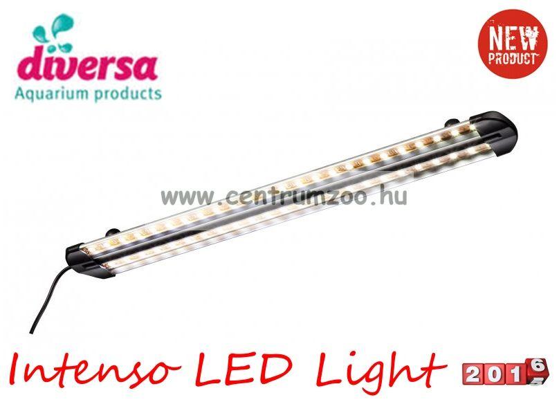 Diversa LED EXTRA DUPLA akváriumi, terráriumi világítás 20,2W 2X10,1W 74cm