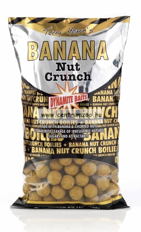Dynamite Baits Banana Nut Crunch bojli 1kgtöbb méretben DY512