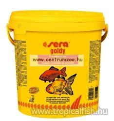 Sera Goldy 10l 2kg aranyhaltáp - gazdaságos kiszerelés (0890)