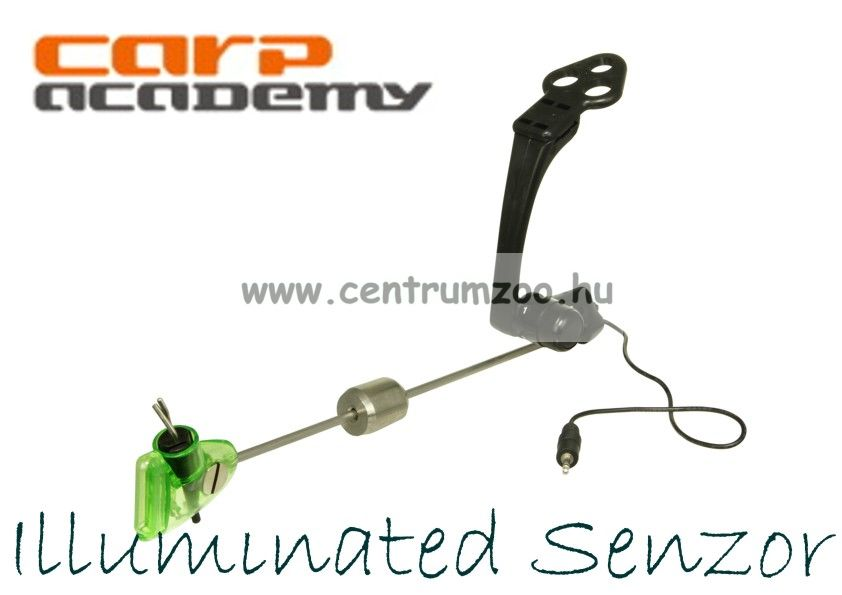 Carp Academy Illuminated Senzor Swinger Light Professional - GREEN (6351-001)