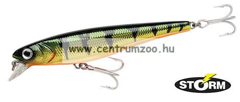 STORM WEMM12 TSPW WildEye Minnow Storm wobbler