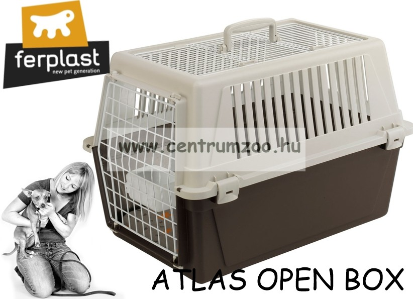 Ferplast Atlas 30 Open Transportino szállító box