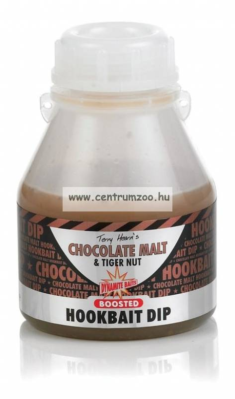 Dynamite Baits horog dip Chocolate Malt&Tiger Nut 200ml - DY489