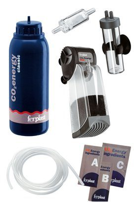 Ferplast kit CO2 Energy Classic - komplett CO2 rendszer