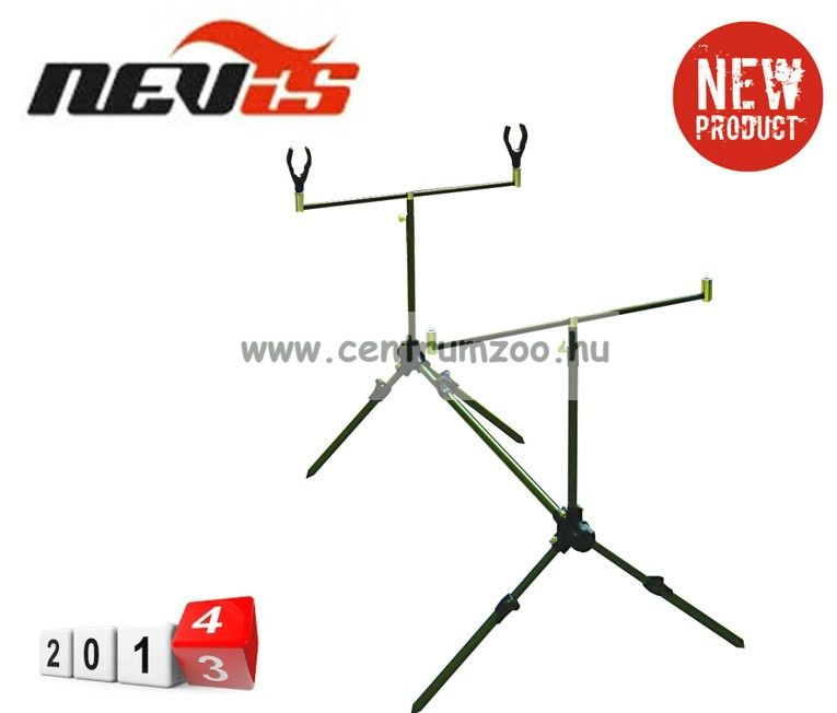 Nevis Rod Pod ECO Entry Level bottartó (6102-001)