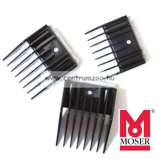 Moser-Wahl előtét (toldófésű) fej 1245, 1247, 1250 típúsokhoz 9mm