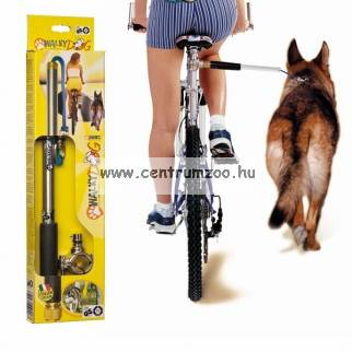 Camon Walky Dog Stainlees Steel for All Bike biciklis kutyafuttató (CW001)