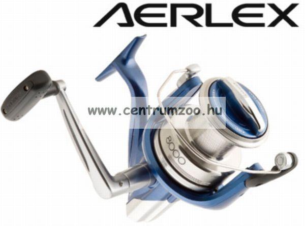 Shimano AERLEX 8000 XSA távdobó, nagyhalas orsó (ALX8000XSA)