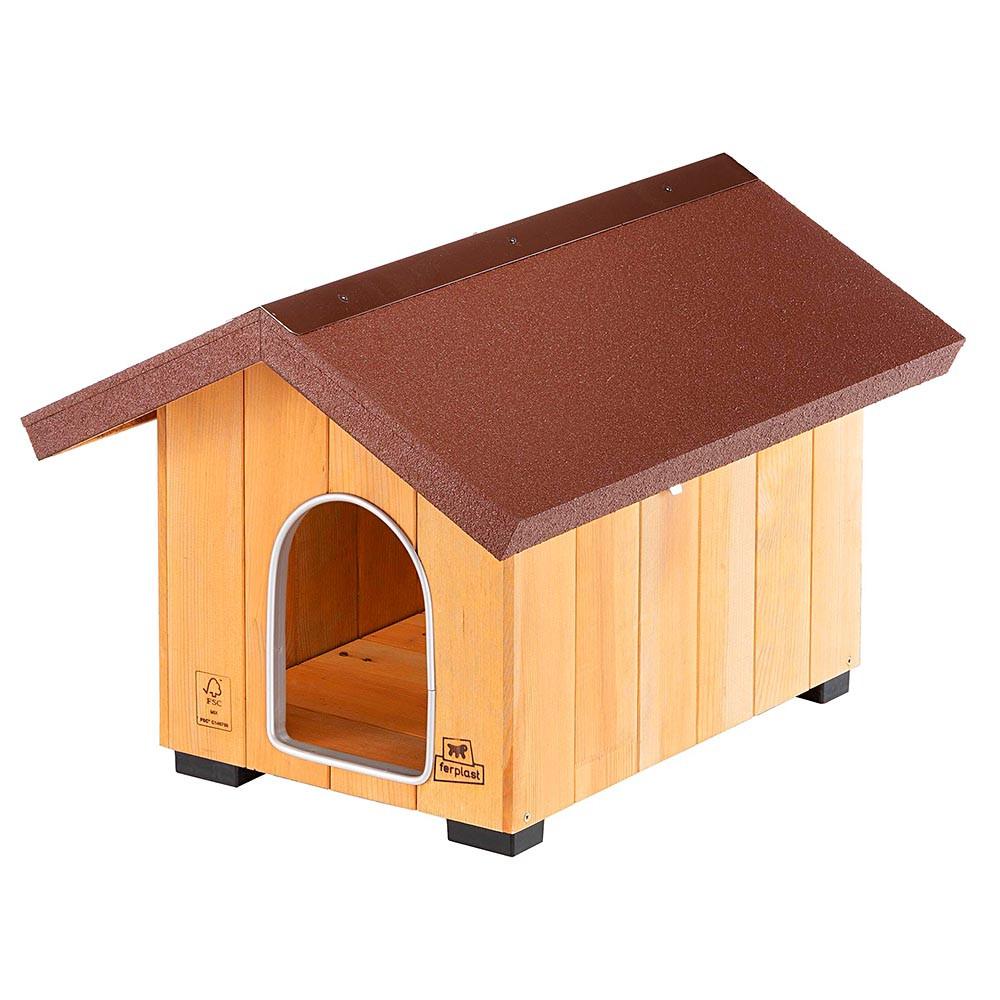 Ferplast Domus Mini fa kutyaház 50 x 65 x h 47,5 cm