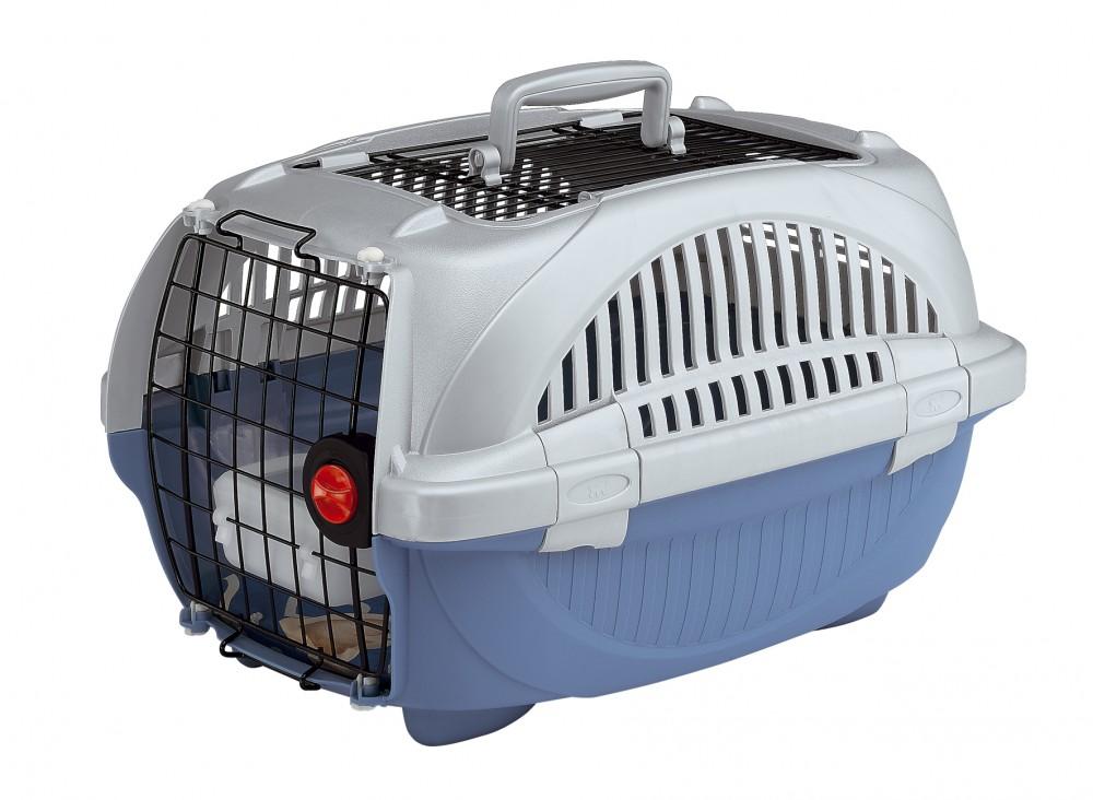 Ferplast Atlas 10 Deluxe Open szállító box fém ajtóval