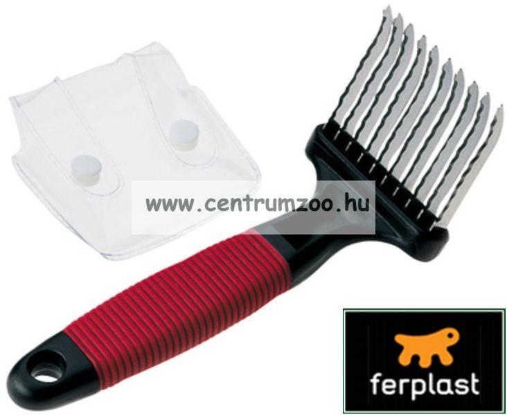 Ferplast Professional 5970 szőrzet ápoló trimmelő gereblye