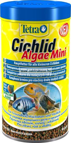 Tetra Cichlid® Algae Mini 500ml sügértáp