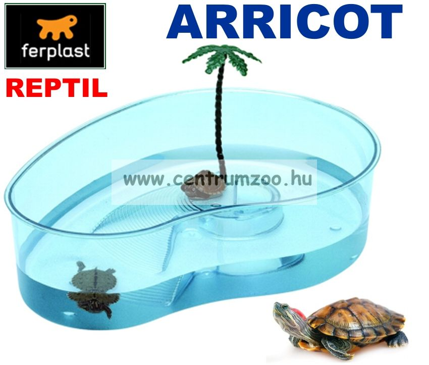 """Ferplast Arricot teknős tartó tál """"S"""""""