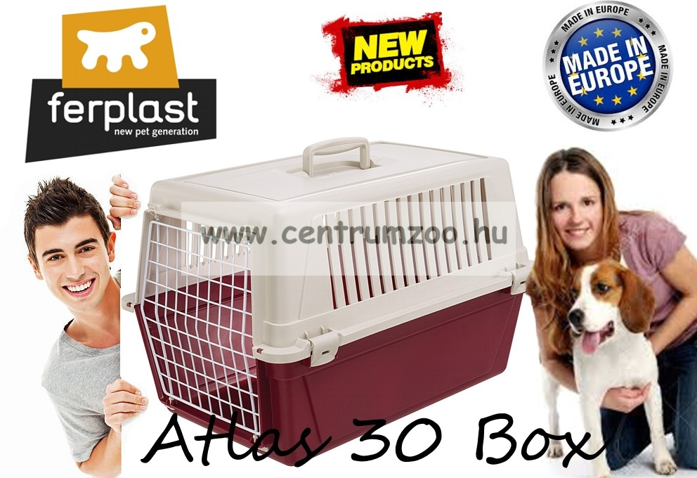 Ferplast Atlas 30 EL Tansportino Professional szállító box
