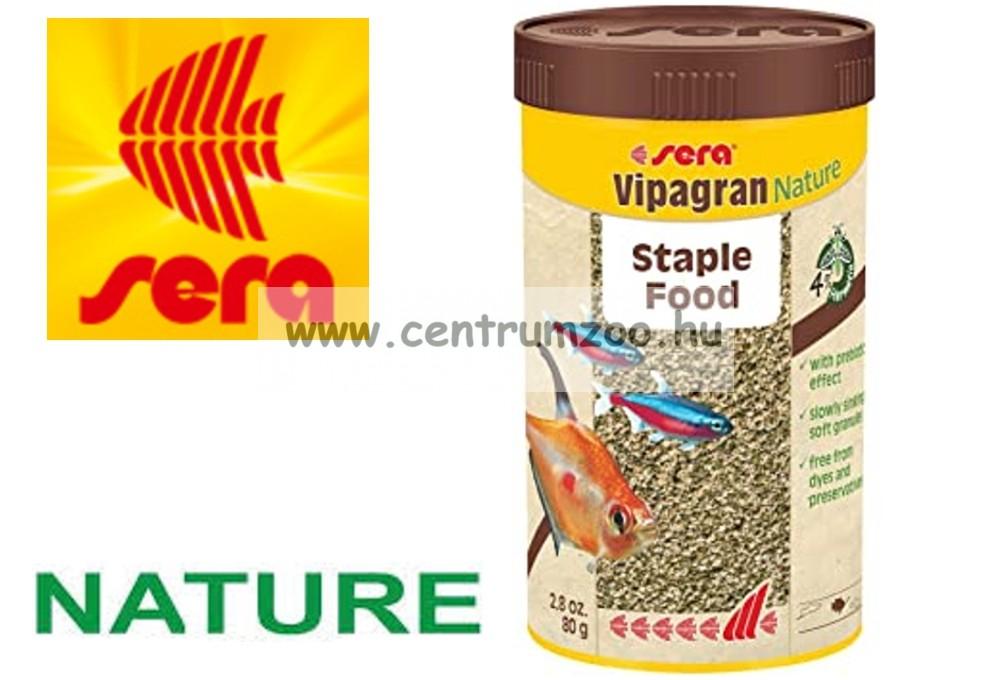 Sera Vipagran  250ml szemcsés általános haltáp (00202)